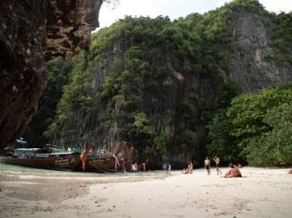 Beach Before